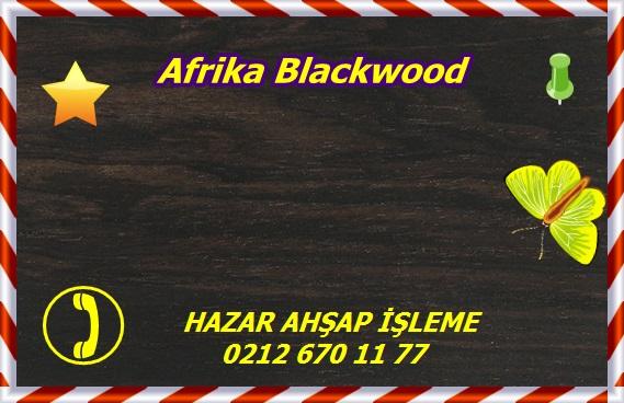 african-blackwood