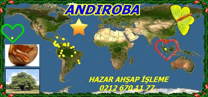 map_of_CarapaCarapa guianensis