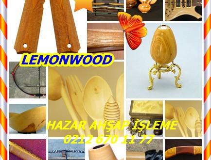LEMONWOOD, Degame,Calycophyllum candidissimum)
