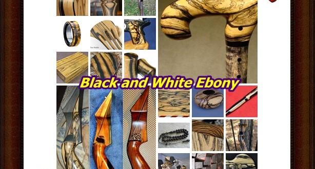 Black and White Ebony,Pale Moon Abanoz,Diospyros malabarica