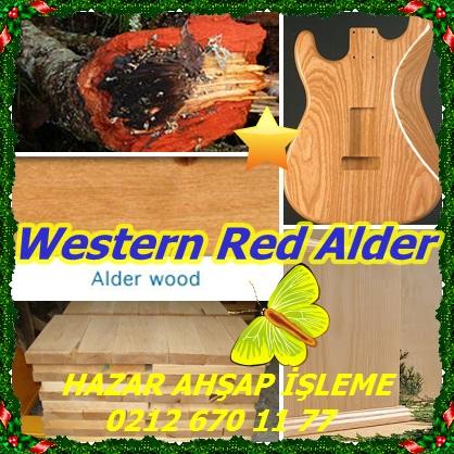 Western Red AlderE