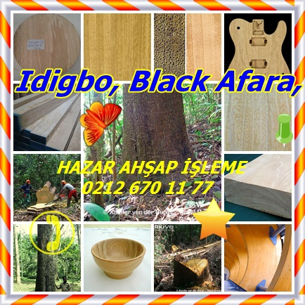 Idigbo, Black Afara,