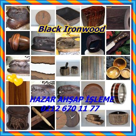 Siyah Ironwood (