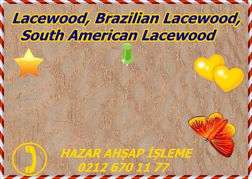 brazilian-lacewood