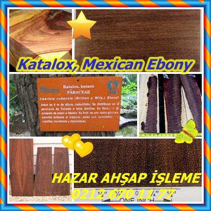 catsKatalox, Mexican Ebony