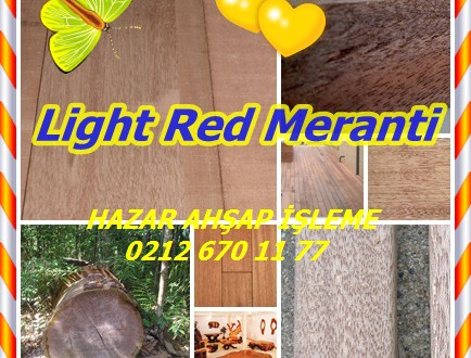 Light Red Meranti,Lauan, Philippine Mahogany,Shorea spp.